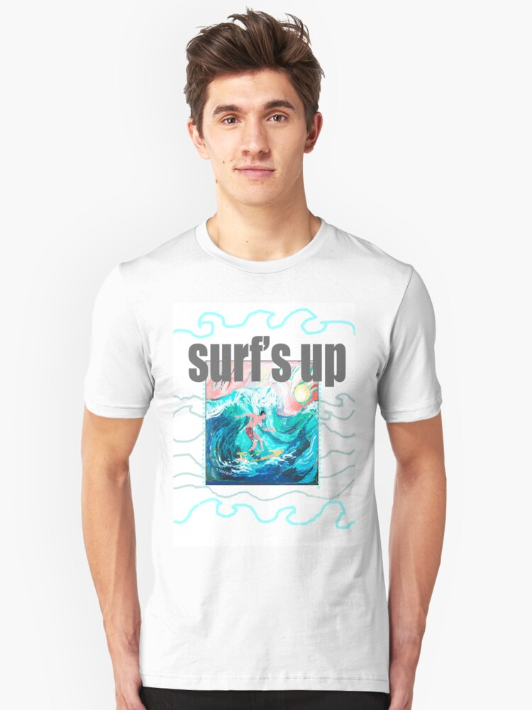 Surf's Up by Sally Sargent