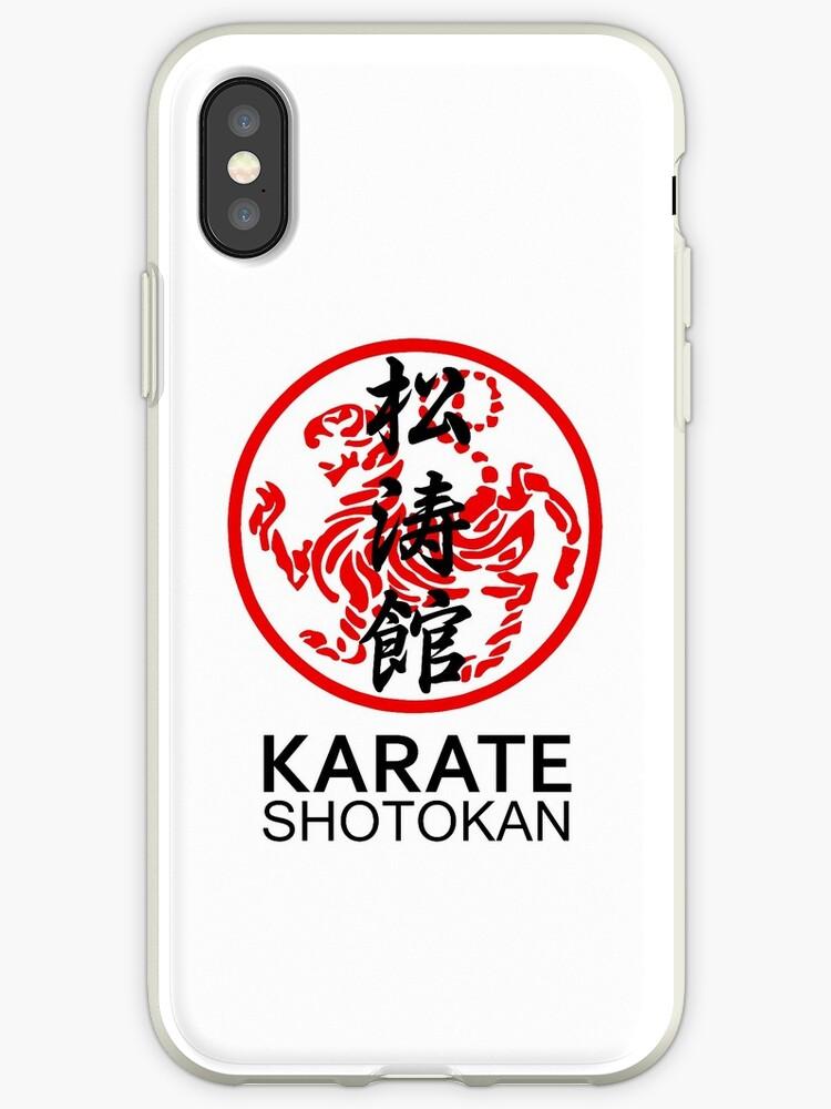 coque iphone xr karate