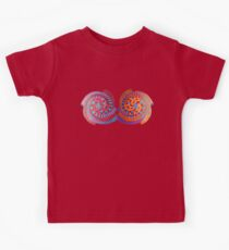 Double Spiral ~~ * Kids Tee