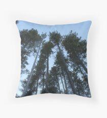 Cypress Hills  Throw Pillow
