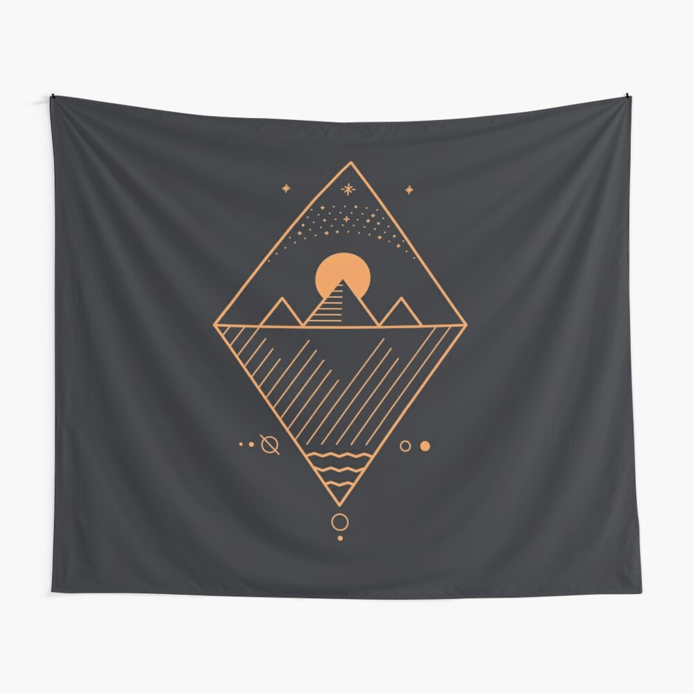 Osiris Wall Tapestry