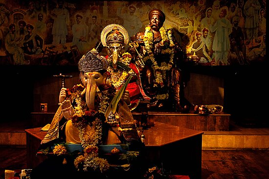 Kesariwada Ganapati by Prasad