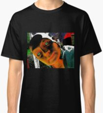 Hugo, Man of a Thousand Faces Hits the Acid Classic T-Shirt