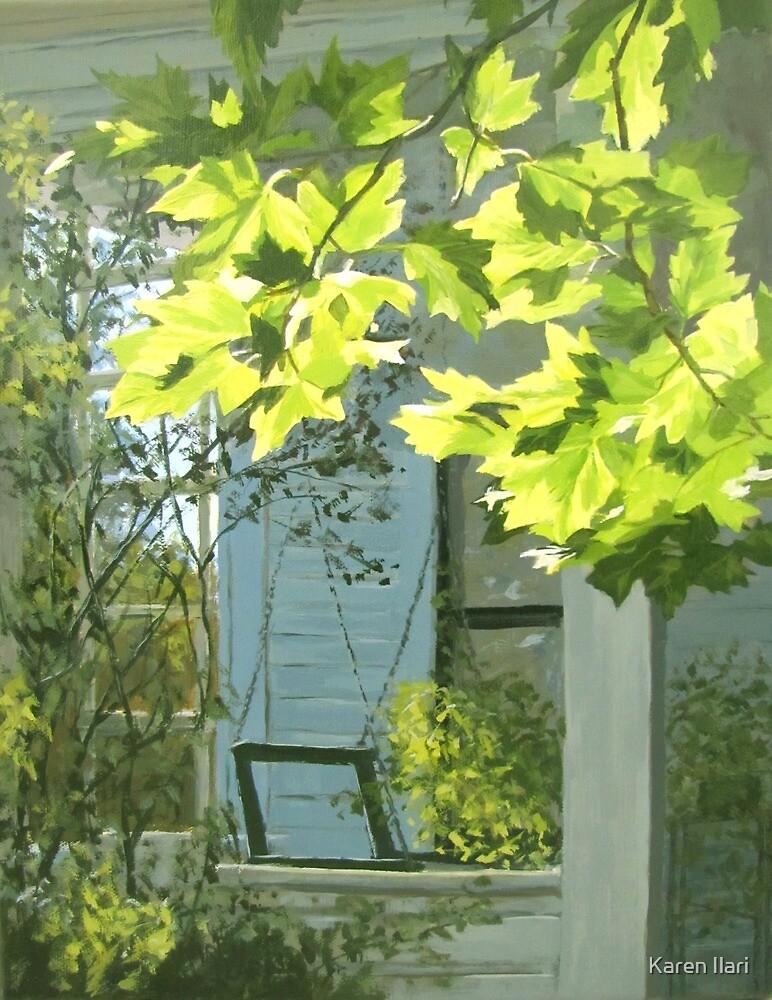 Rest a Minute by Karen Ilari