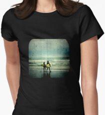 Surfer Dudes - TTV Women's Fitted T-Shirt