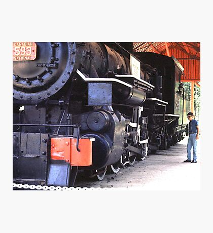 Age of Steam Photographic Print
