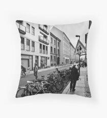 Gipsstraße Throw Pillow