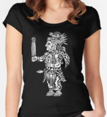 San Pedro Cactus Women's Fitted Scoop T-Shirt
