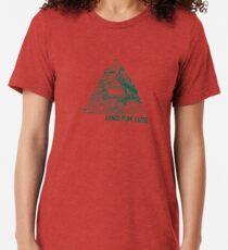 Longs Spitze Topo Vintage T-Shirt