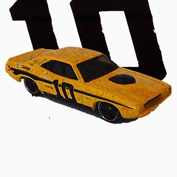 Dodge Charger '70 by csabagyurak