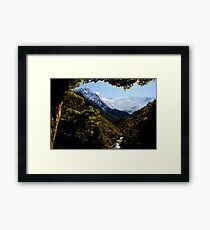Rob Roy Valley Framed Print