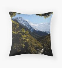 Rob Roy Valley Throw Pillow