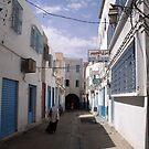 Sfax in Tunisia by Lukasz Godlewski