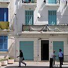 A day in Tunis by Lukasz Godlewski