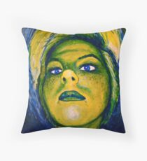 Syrup Revisited Throw Pillow