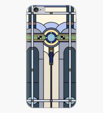 Glasmalerei Art Deco iPhone-Hülle & Cover