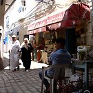 A day in medina of Sousse, Tunisia by Lukasz Godlewski