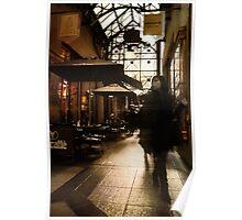 Melbourne's Laneways & Alleys 1 Poster