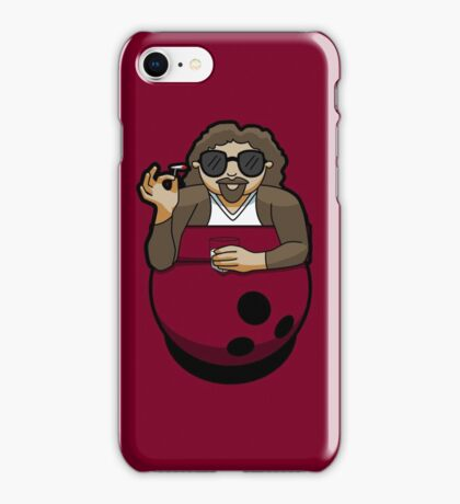 Pocket Dude (03) iPhone Case/Skin