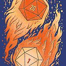 A Roll of the Die by Rebekie Bennington
