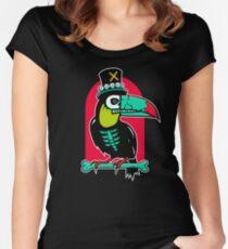 Toucan Voodoo Fitted Scoop T-Shirt