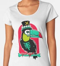 Toucan Voodoo Premium Scoop T-Shirt