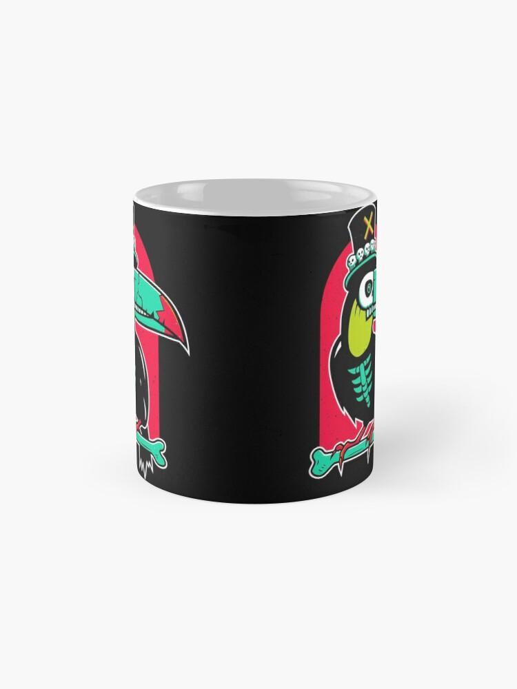 Alternate view of Toucan Voodoo Mug