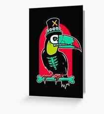 Toucan Voodoo Greeting Card