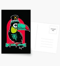 Toucan Voodoo Postcards