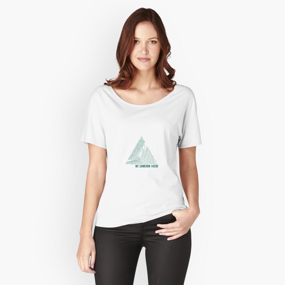Berg Cameron Topo Loose Fit T-Shirt