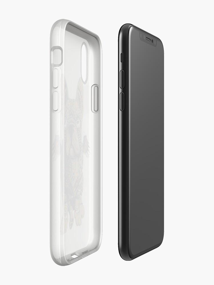 Alternative Ansicht von Frenchie iPhone-Hülle & Cover