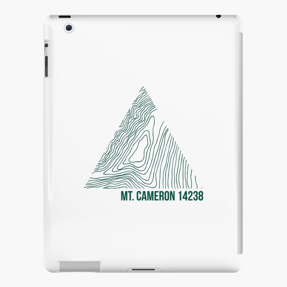 Berg Cameron Topo iPad-Hülle & Skin