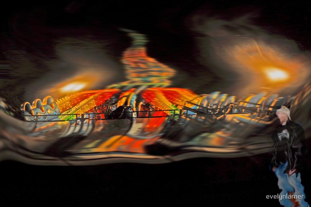 Distorted Reality II by evelynlarner