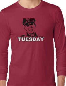 Bison Remembers Long Sleeve T-Shirt