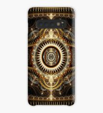 All Seeing Eye - Abstract Fractal Artwork Case/Skin for Samsung Galaxy