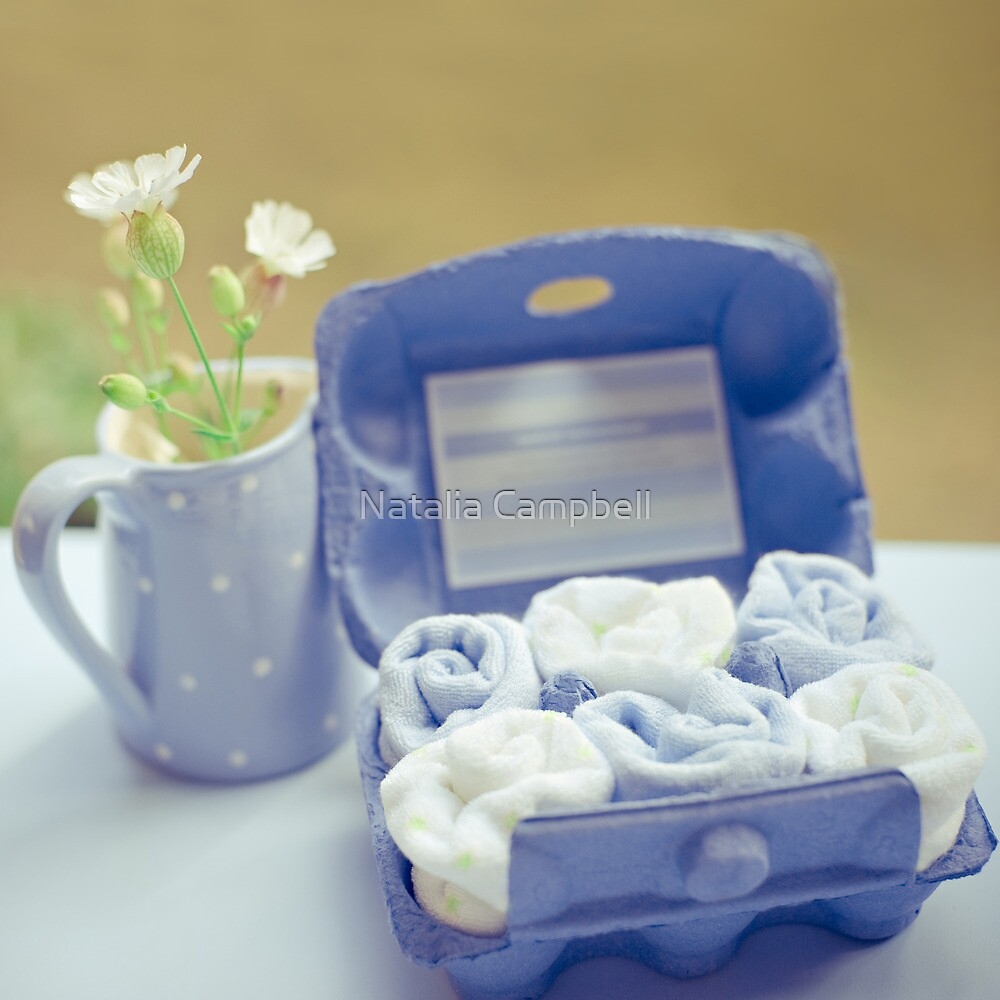 .baby shower gift. by Natalia Campbell