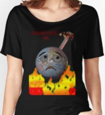 Earth and global warming Women's Relaxed Fit T-Shirt