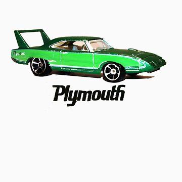 Plymouth Superbird '70 by csabagyurak