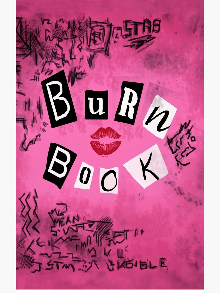 The Burn Book by Ellador