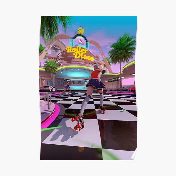 Roller Disco Poster