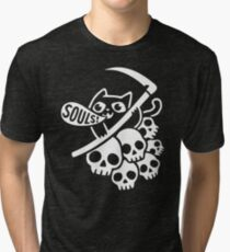 Cat Got Your Soul? II Tri-blend T-Shirt