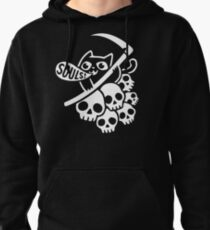 Cat Got Your Soul? II Pullover Hoodie