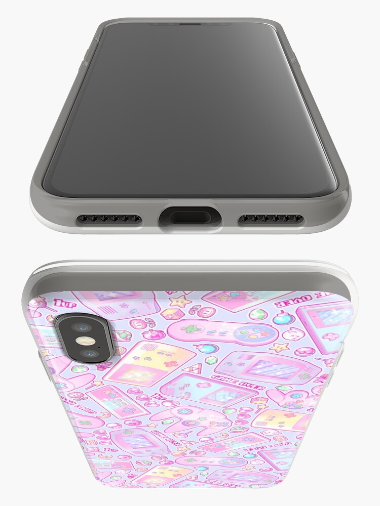 Alternate view of Power Up! iPhone Case & Cover