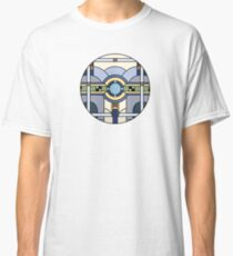 Stained Glass Art Deco Classic T-Shirt