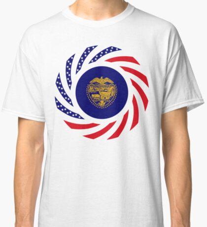 Oregon Murican Patriot Flag Series Classic T-Shirt