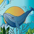 We Whale Always Love You by AverysGarden