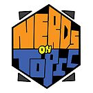 Nerds on Topic Standard Logo by NotKoffee