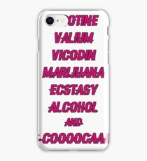 Queens of The Stone age - Feel good hit for the summer iPhone Case/Skin