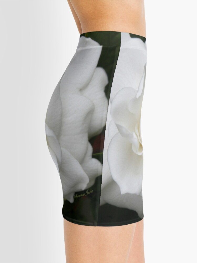 Alternate view of Romantic Night ~ Scent of Gardenias Mini Skirt