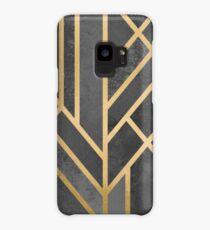 Art Deco Geometry 1 Case/Skin for Samsung Galaxy